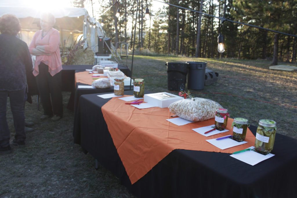 Fall flavors in the field black hills fall flavors for Chamber of flavours