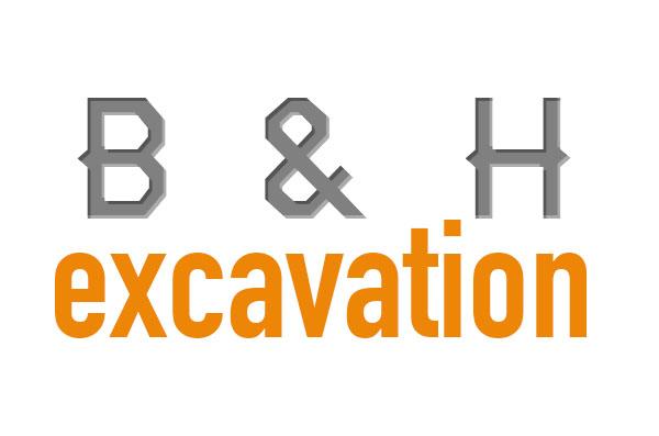 B&HExcavationlogo